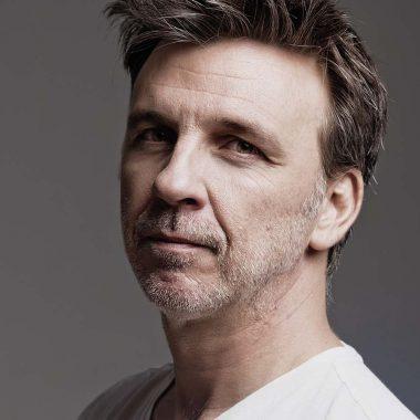 retrato del actor Armando del Río