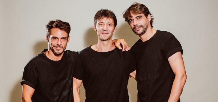 Bart Santana, Fran Norte y Nacho López