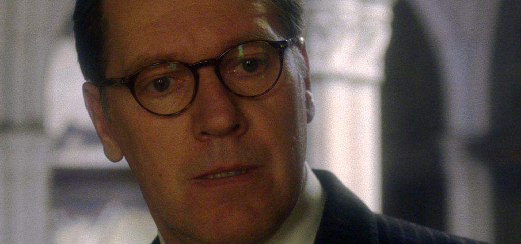 Fotograma del actor Frank Feys en 'Hache'