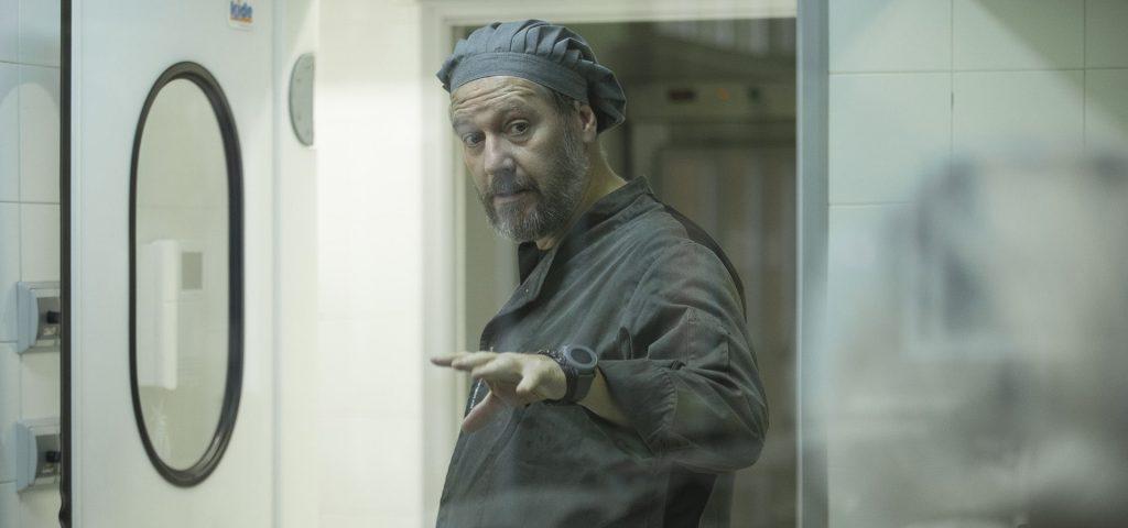 Marcel, personaje de la película La hija de un ladrón en la cocina