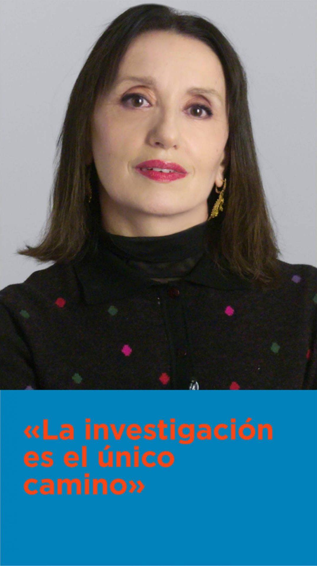 Luz Casal en la campaña CNIOStopCáncer