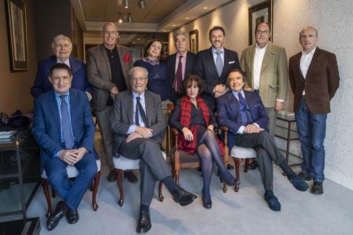 Miembros del jurado del Premio Valle-Inclán 2020
