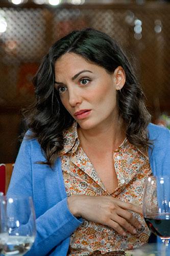 María Hervás como Mayte en Vergüenza