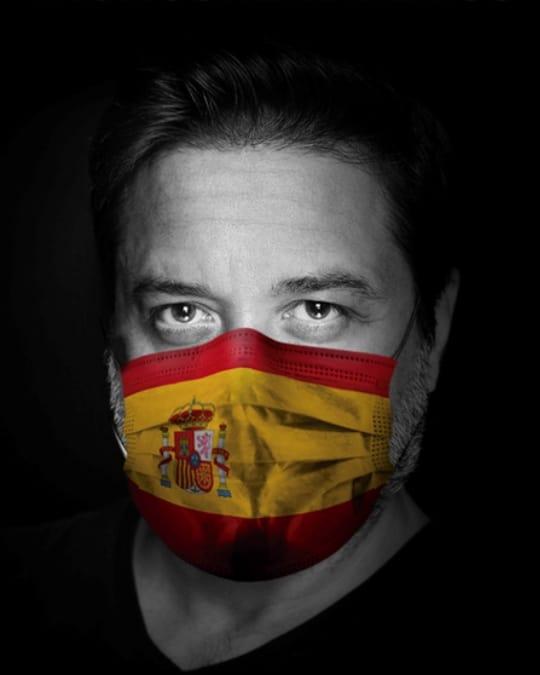 Enrique Arce campaña #NoNosRendiremos