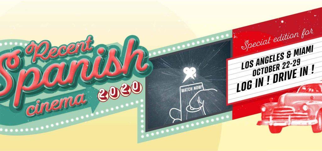 Cartel Recent Spanish CInema 2020