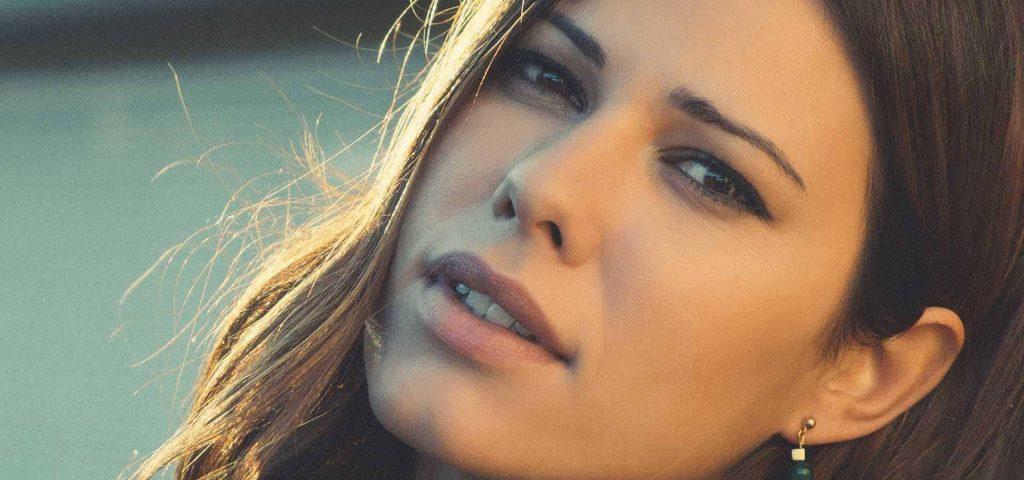 Retrato de la actriz Nani Jiménez