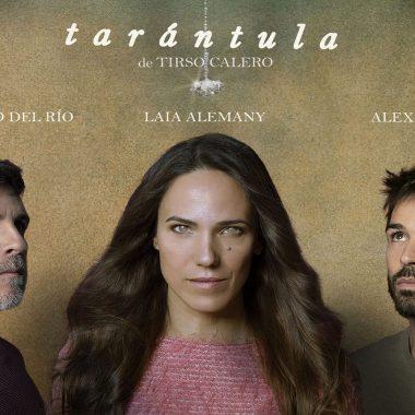 cartel oficial de la pobra Tarantula