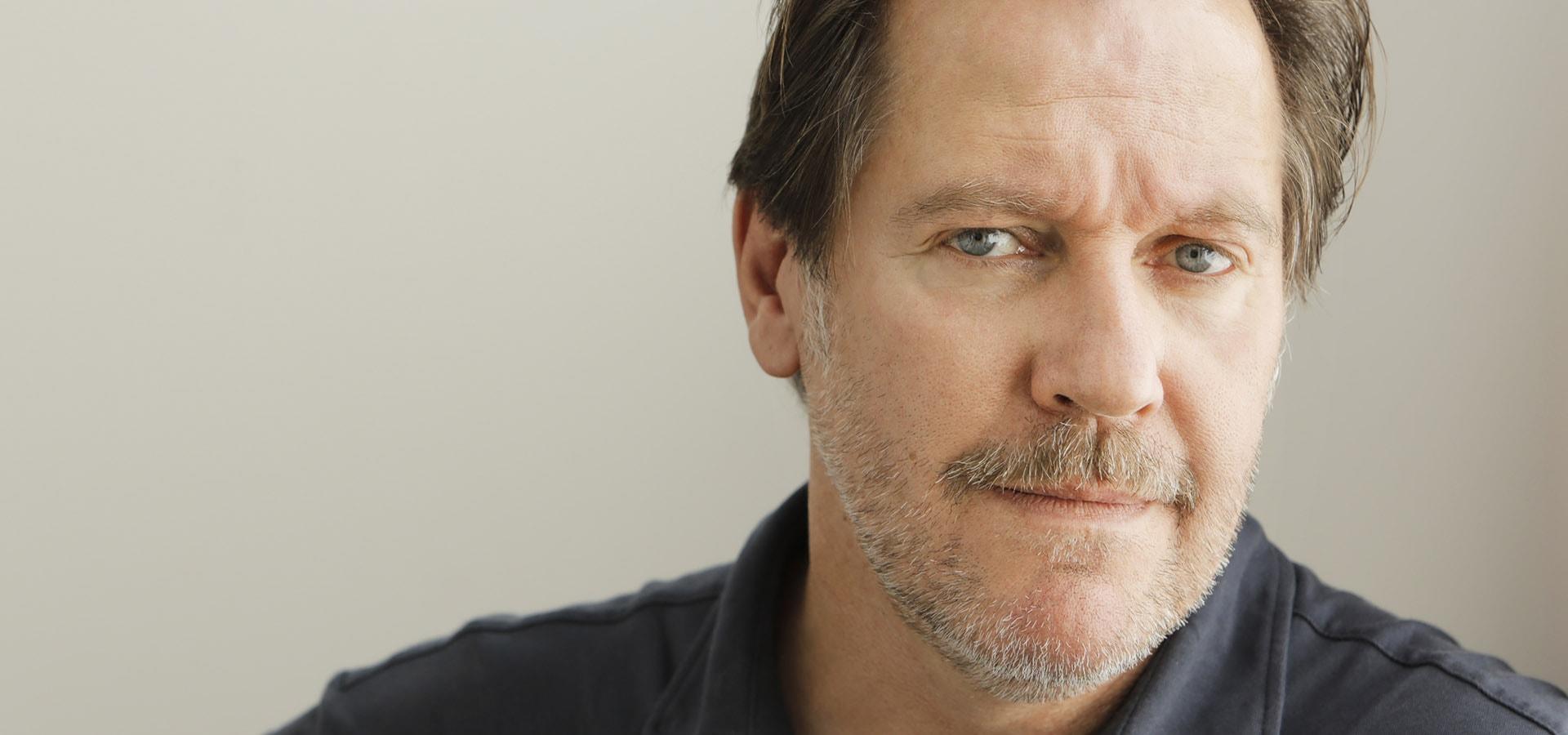 retrato de Frank Feys por Mark Schardan