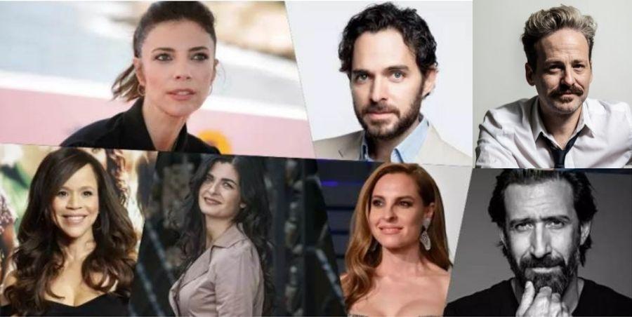 actores de la serie now and then